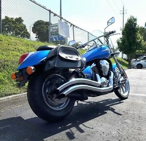 2007 Kawasaki Vulcan 900 Custom Kitchener / Waterloo Kitchener Area image 4