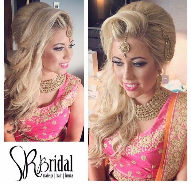 Indian Bridal Makeup Asian Bridal Makeup Bridal Makeup Arabic Makeup