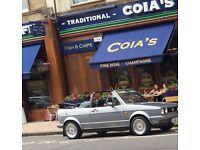 Golf mk1 stunning car