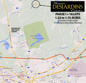 Build in DesJardins Estates only minutes from new Moncton High