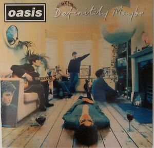 Oasis Definitely Maybe Kitchener / Waterloo Kitchener Area image 1