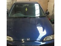HONDA CIVIC VTI ESI LSI 92-95 EG9 EG8 EG6 1992 1993 1994 1995 only 1 owner from new