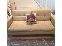 Stylish sofa with FREE DELIVERY