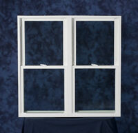 Double Vertical Hung Window