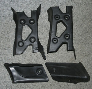 Honda Rincon A-Arm Mud Guards