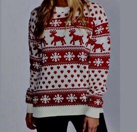 Christmas jumper BRAND NEW