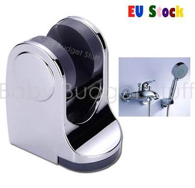 ABS Adjustable Plastic Fixed Wall Mounted Shower Head Holder Base Bracket