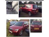 57 plate Mazda 2. **11 months mot** 5 door