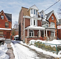 Beautiful, all new renovated 1 BR  in South Parkdale