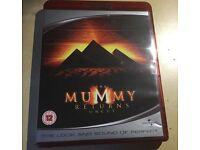 The Mummy Returns HD DVD