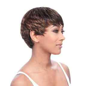pixie style human hair wigs its a wig 100 human hair hh indian tara pixie style 2908