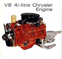 WANTED dodge 273 engine