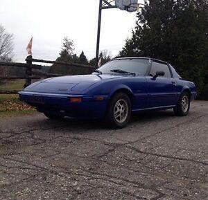 1985 Mazda RX7 GS