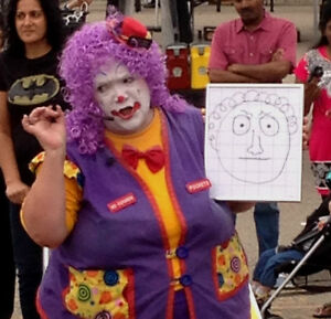 Birthday Clown- face painting, balloons and magic show City of Toronto Toronto (GTA) image 7