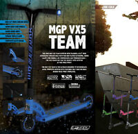 MGP VX5 TEAM SCOOTERS - MADD GEAR PRO SCOOTER