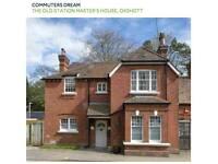 4 bedroom house in Station house, Station Approach, Oxshott, Surrey, KT22