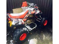 Quad bike 450cc