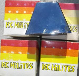 kc-hi lites chrome light brackets, driving lights,off road light Belleville Belleville Area image 1