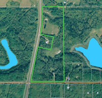 54 Acres Ready to Build on (Cold Lake, Ab.)