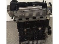 SUPPLIED & FITTED VW GOLF PASSAT SCIROCCO 2.0 TDI ENGINE