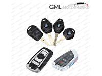 BMW MINI Key Programming - Auto Locksmiths, We cover areas within the M25 BMW 1 2 3 4 5 6 7 X SERIES