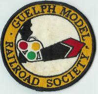 Guelph Model Railroad Society Inc. Train Show