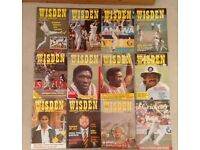 Wisden Cricket Monthly & The Cricketer magazines 1980-2014