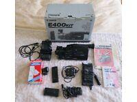 Canon E400 8mm Video Camcorder