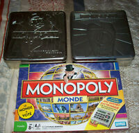************MONOPOLY GAMES**************