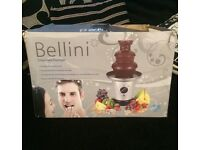 Bellini chocolate fountain