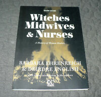 Witches Midwives and Nurses Women Healers paperback English