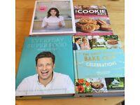 4x cook books
