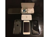 Apple ipod touch 5th gen 32gb white/blue