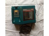 MAKITA 7V -24VOLT LITHIUM-ION BATTERY CHARGER FOR SALE