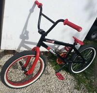 Fully Customized BMX Bike