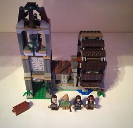 NEEDS TO GO ASAP - Lego Pirates of the Caribbean The Mill