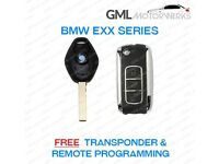 BMW SPARE KEYS, FREE PROGRAMMING ORIGINAL AND BENTLEY STYLE E46 E39 E53 E83 X5 X3 M3 M5 Z3 Z4