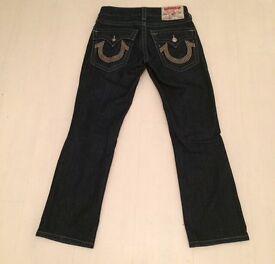 Mens true religion jeans.