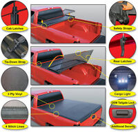 TONNEAU COVERS  HARD/ SOFT ROLL/ FOLD  RETRACTABLE! FROM $299.00