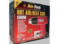 Brand new heat gun