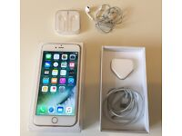 iPhone 6 Plus Gold in great condition with Apple warranty UNLOCKED