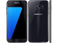 Samsung Galaxy S7 Edge Black 32GB Unlocked - Manufacturer refurbished