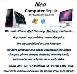 We fix Laptop, Desktop, MacBook air, MacBook pro retina, iMac