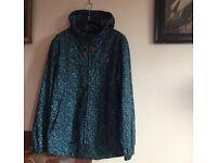 FARAH Vintage Island Blue Jacket