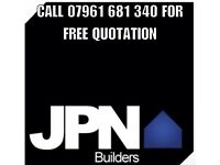 JPN Bricklaying /Building Services Call 07961 681 340