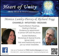 Psychic Medium Readings In Person or Over The Phone