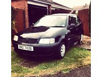 VW Polo for sale. Spares or repair - £300 ono