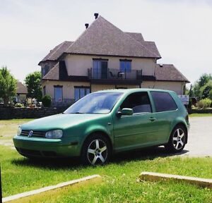 2002 Volkswagen gti 1.8t swap/trade