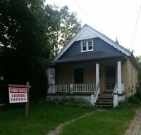 Available May 1 - Clean 5 bedroom house close to UWO!!