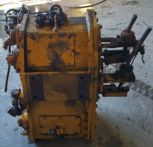 Transmission Gearco 9138 - 9150